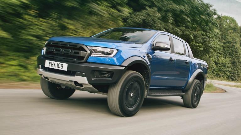 Kendi hız sınırınızı belirleyin, Yeni Ford Ranger Raptor bu sınırın içinde kalsın